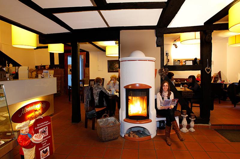 Altstadt-Café Einbeck ~ umfangreiches Frühstücks- & Torten-Angebot